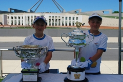 AUSTRALIAN OPEN TROPHY TOUR